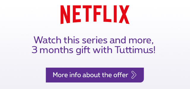 1 month free trial Netflix