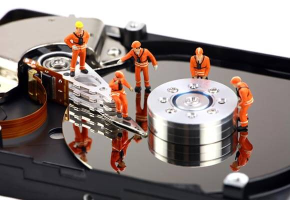 Digital clean-up – Step 2: make timely back-ups