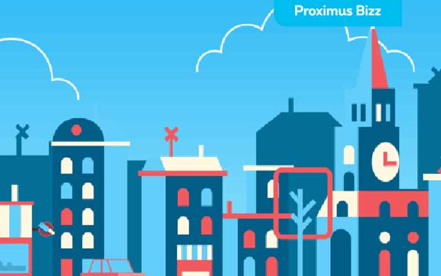 Proximus supports local merchants and their customers with CITIE