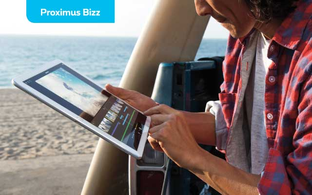 iPad Pro, a most-promising tool for independants
