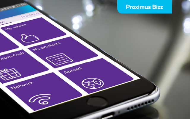 MyProximus: because telecom should be easy