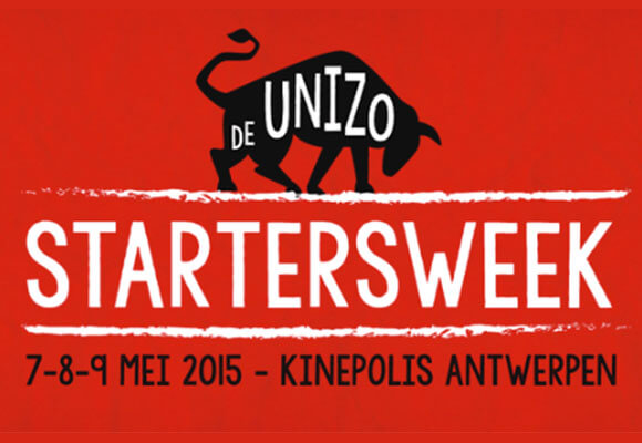 UNIZO Startersweek: for people with plans