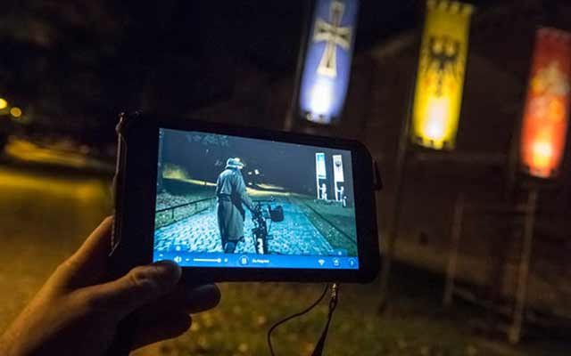 21st-century Wi-Fi for 800-year-old castle