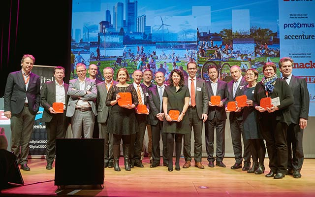 Belfius Smart City Awards 2015