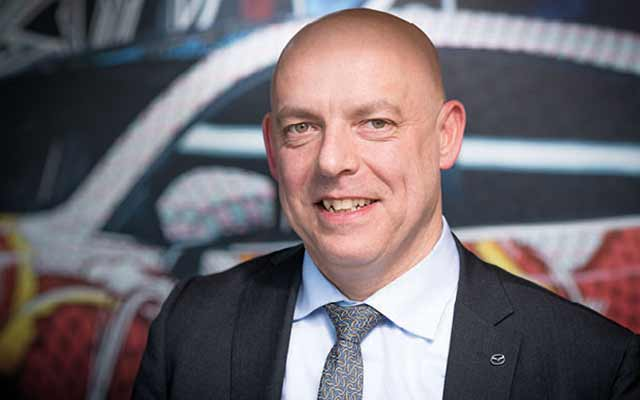 6 questions à Alex Janssens, CIO chez Mazda Motor Logistics Europe SA