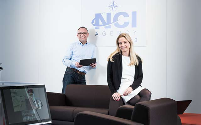 NCI Agency zet in op videoconferenties