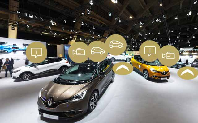 Take a virtual visit to the Brussels Motor Show