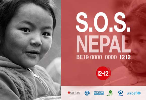 Together we can help the victims of the devastating earthquake in Nepal!