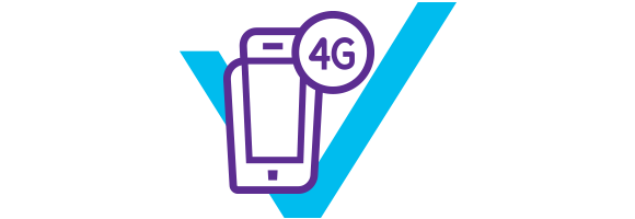 A device compatible with Proximus 4G network
