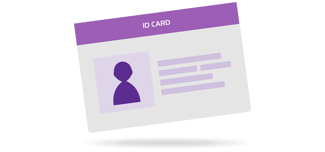 Our top-up cards are no longer anonymous