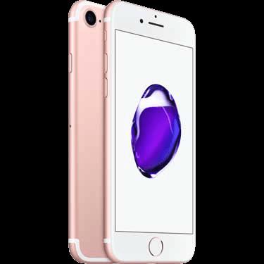 Apple iPhone 7 128GB Rose Gold  58219defa93