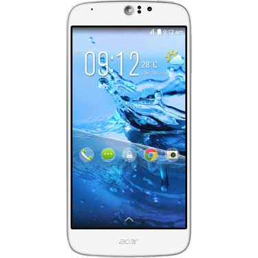 Acer Liquid Jade Z White