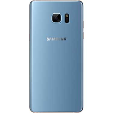 Samsung Galaxy Note 7 Blue