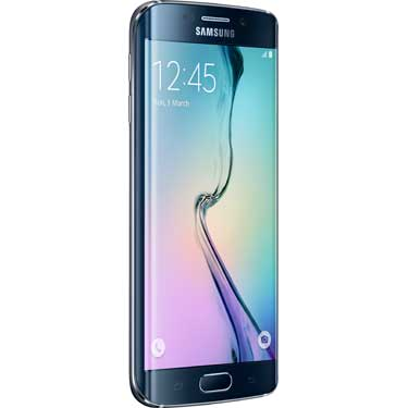 Samsung Galaxy S6 edge Black 32GB
