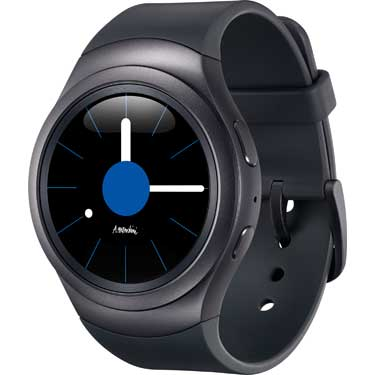Samsung Galaxy Gear S2 Black