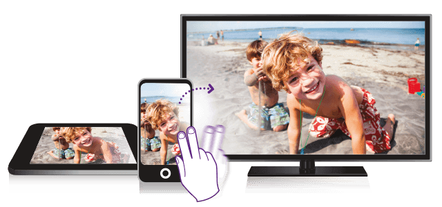 SwipeBox: share your pictures, videos,… easily on your TV screen