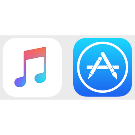 Apple Music and App Store