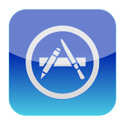 App Store voor iPhone or iPad