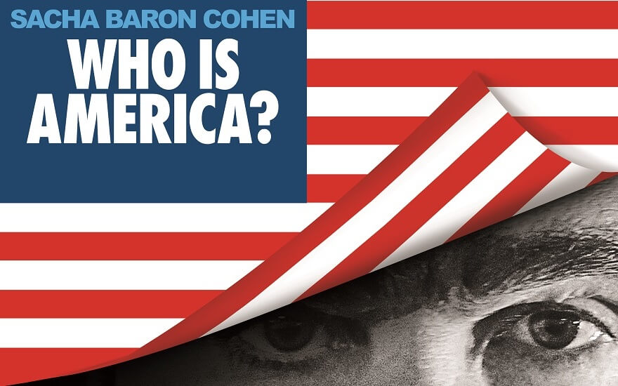 Who is America? : discover this political satire series
