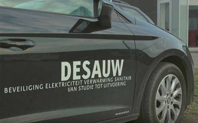 To always be accessible. That's why Desauw chose Proximus