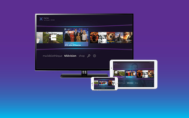 The new Proximus TV app will blow your socks off!