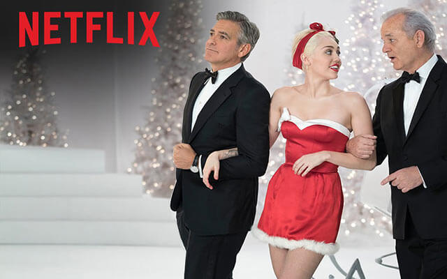 Netflix's first Christmas special: A Very Murray Christmas!