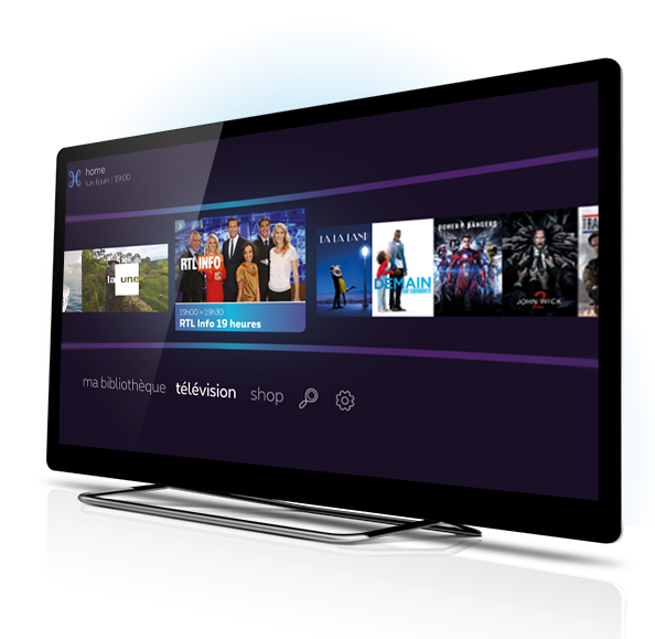 Proximus TV channels