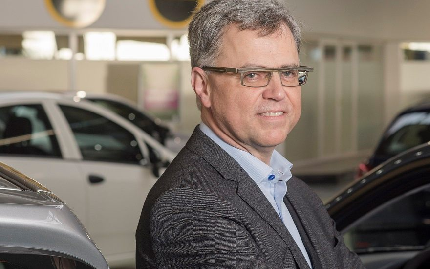 New prospects for Cardoen CEO Wim Vos