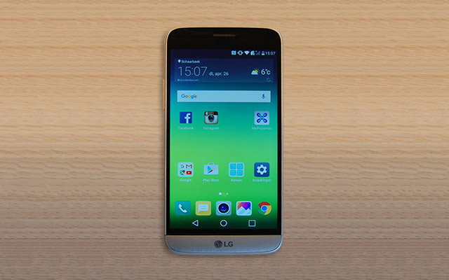 Tested: the LG G5