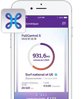 Your MyProximus customer zone