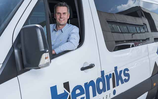 Taxi Hendriks is always available for customers