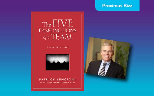 Read for you: The 5 Dysfunctions of a Team