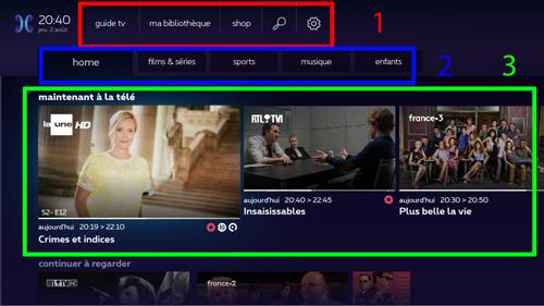 proximus tv start software