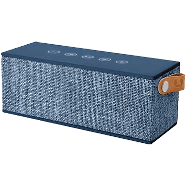 Fresh 'n Rebel Rockbox Brick Donkerblauw