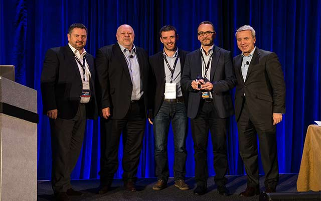 Proximus chosen as 2015 Polycom Partner of the Year