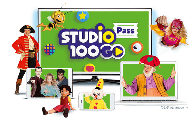 Kids offer : Kids Channels, Wanagogo Pass and All Kids