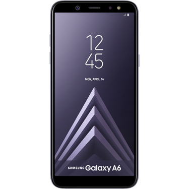 Samsung Galaxy A6 Purple