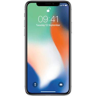 Order Now Your Apple Iphone X 64 Gb Silver At 599 Proximus