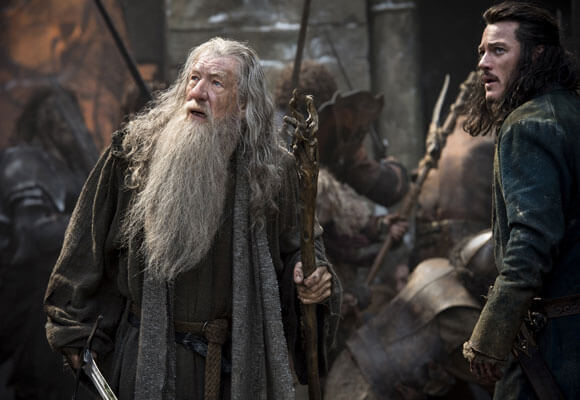 "5 reasons to watch ""The Hobbit: The Battle of the Five Armies"" on Proximus TV"