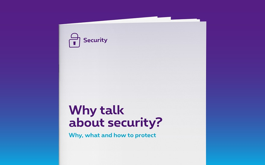 White paper on IT security: protect your business against cyber criminals