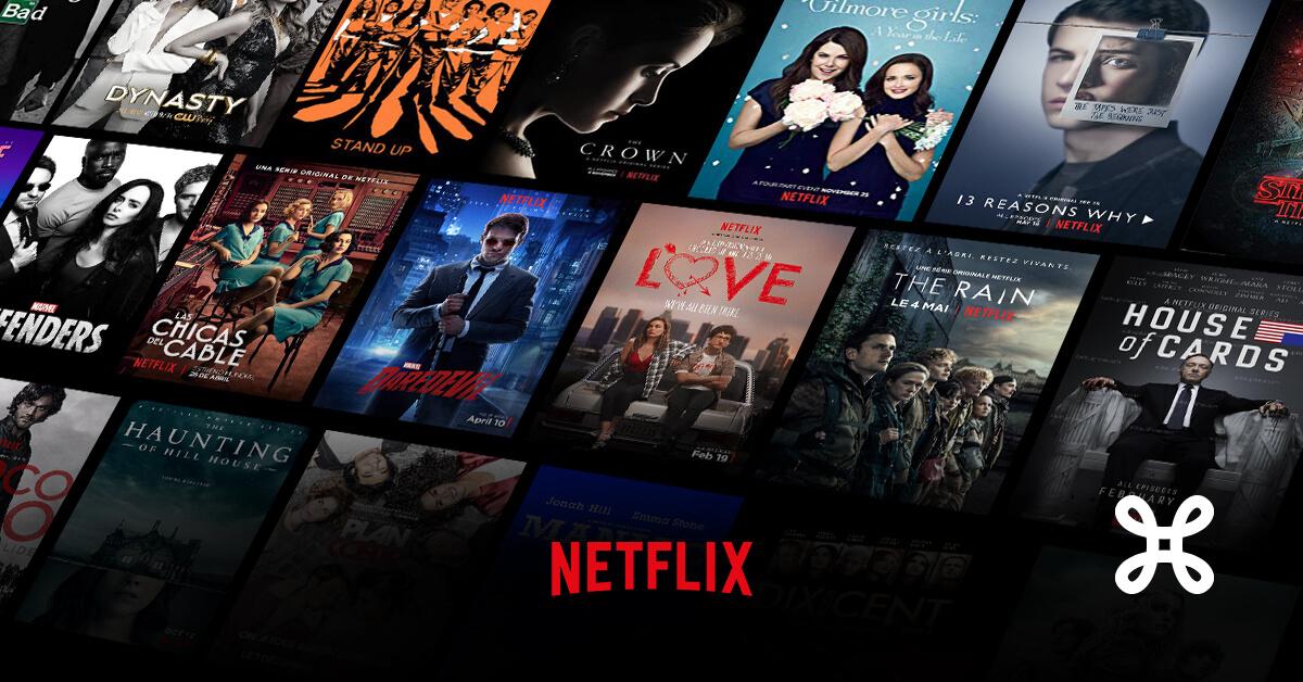 Netflix streaming branchement