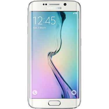 Samsung Galaxy S6 edge White 32GB