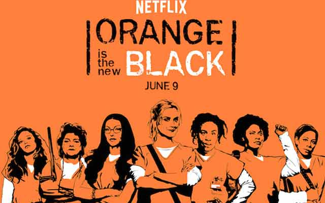 Season 5 of Orange is the New Black has arrived!