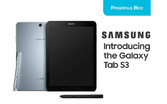 Under the spotlight: Samsung Galaxy Tab S3