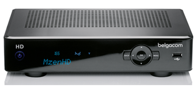 belgacom tv digibox