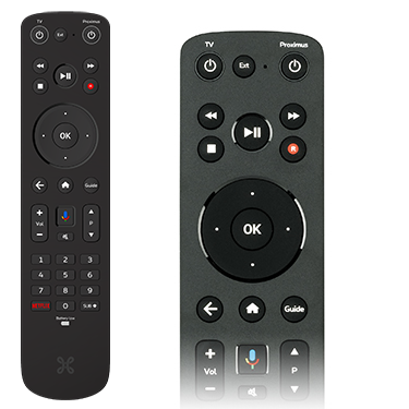 Proximus Android TV remote control