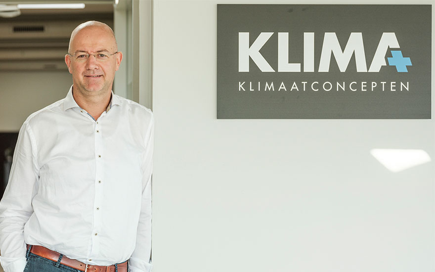 KLIMA+ opts for security and reliability