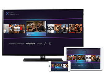 Proximus TV with more than 80 channels