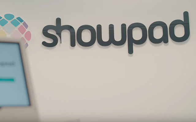 Showpad can count on proactive personalized service