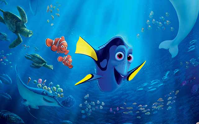 Here they are: our top five Pixar movies